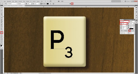 Freitagstutorial: Scrabble-Text in Adobe Photoshop (9)