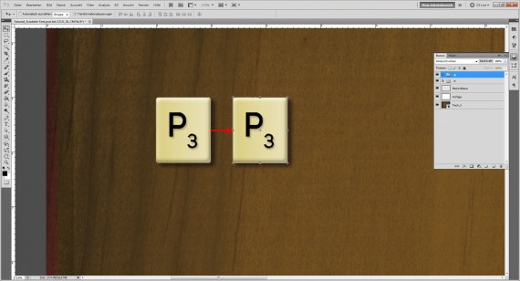 Freitagstutorial: Scrabble-Text in Adobe Photoshop (12)