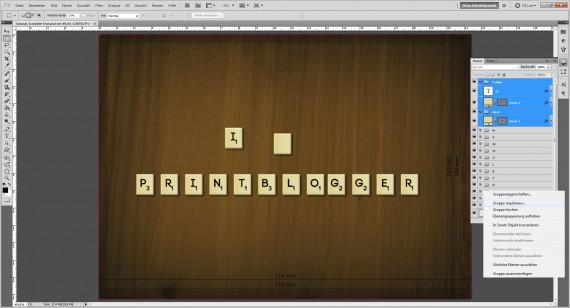 Freitagstutorial: Scrabble-Text in Adobe Photoshop (15)