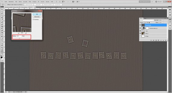 Freitagstutorial: Scrabble-Text in Adobe Photoshop (22)