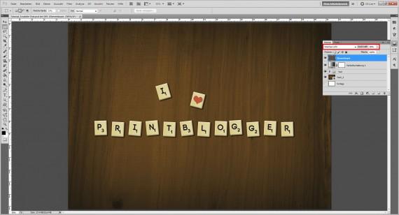 Freitagstutorial: Scrabble-Text in Adobe Photoshop (23)