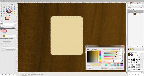Freitagstutorial: Scrabble-Texteffekt in GIMP 2.8 (7)