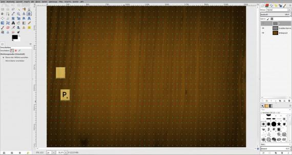 Freitagstutorial: Scrabble-Texteffekt in GIMP 2.8 (19)
