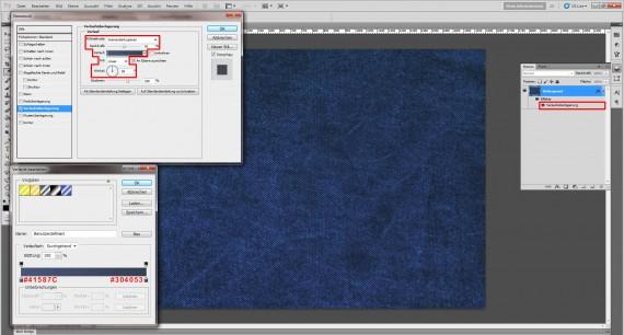 Freitagstutorial: Jeans Stick-Texteffekt für Photoshop (2)