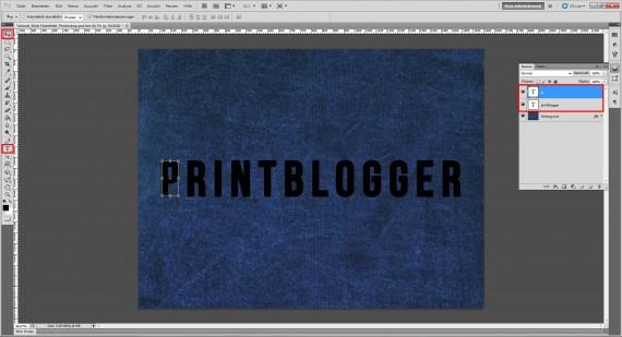 Freitagstutorial: Jeans Stick-Texteffekt für Photoshop (4)