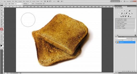 Freitagstutorial: Toast-Branding mit Adobe Photoshop (2)