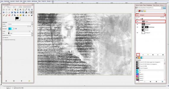 Freitagstutorial: Porträt mit Wasserfarbenpinsel in GIMP (8)