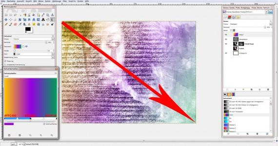 Freitagstutorial: Porträt mit Wasserfarbenpinsel in GIMP (10)