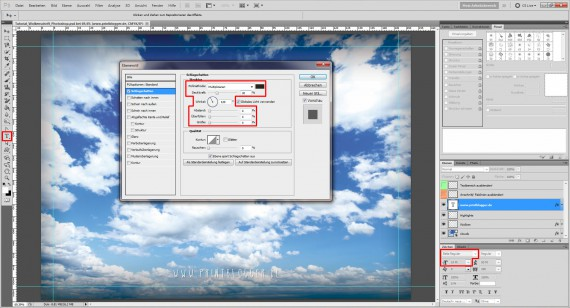 Freitagstutorial: Wolkenschrift in Adobe Photoshop (10)