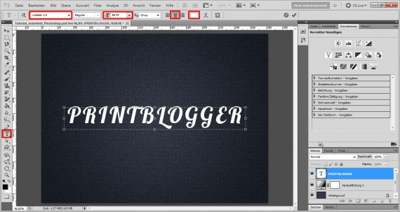 Freitagstutorial: Jeans-Schrift in Adobe Photoshop (4)