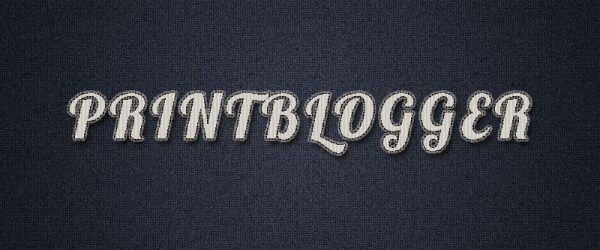 Freitagstutorial: Jeans-Schrift in Photoshop