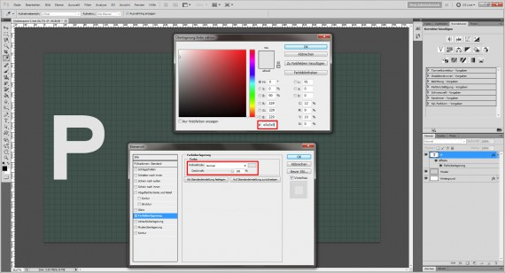 Freitagstutorial: Knittertext in Adobe Photoshop (4)