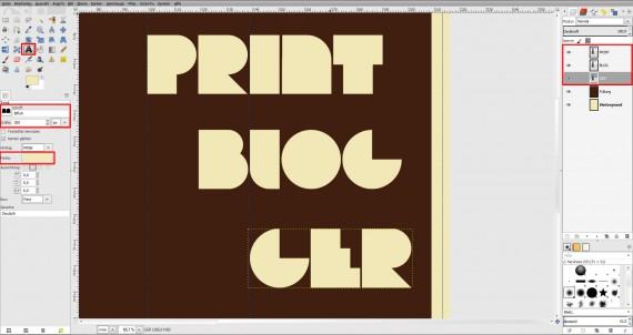 Freitagstutorial: Vintage-Poster in GIMP gestalten (4)