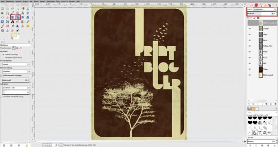 Freitagstutorial: Vintage-Poster in GIMP gestalten (10)
