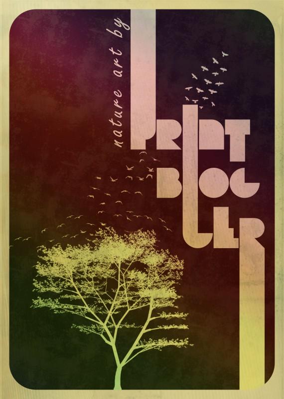 Freitagstutorial: Vintage-Poster in GIMP gestalten (Ergebnis)