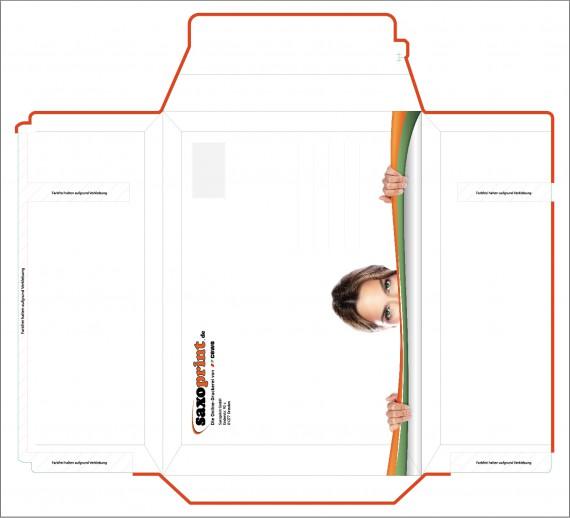 Druckdaten Saxoprint Design