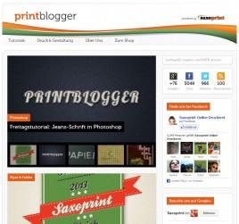 Printblogger neu