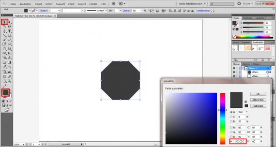 Vektor-Halbtöne in Illustrator (5)