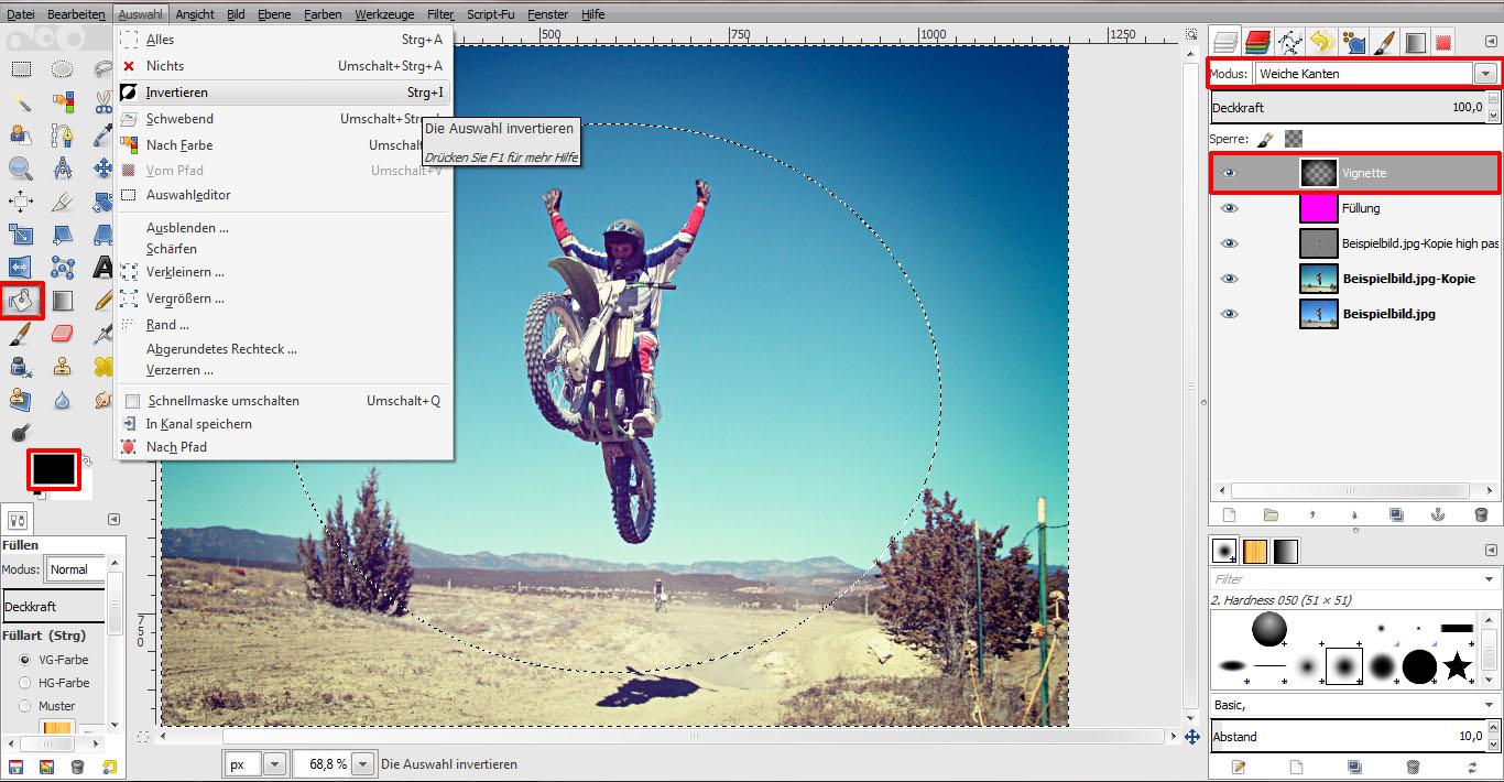 Photoshop Photo Effects Tutorials - Photoshop Essentials