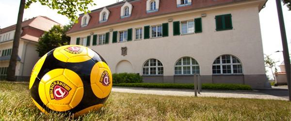 Das Internat der SG Dynamo Dresden