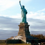 New-York-City-Marathon 2012 Freiheitsstatue