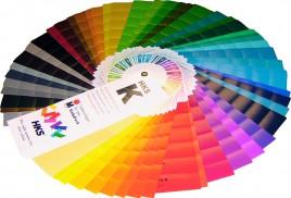 HKS Farbfächer