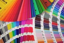Pantone Farbfächer