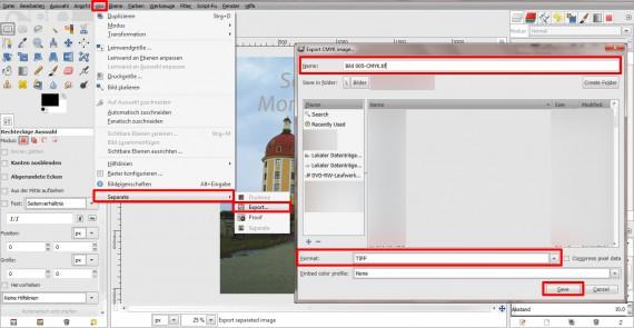 QuickTipp: In GIMP 2.8 RGB zu CMYK umwandeln (7)
