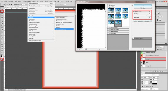 Photoshop Foto-Grußkarte gestalten Step (3)