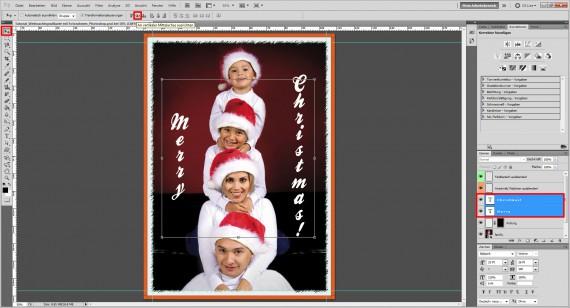 Photoshop Foto-Grußkarte gestalten Step (6)