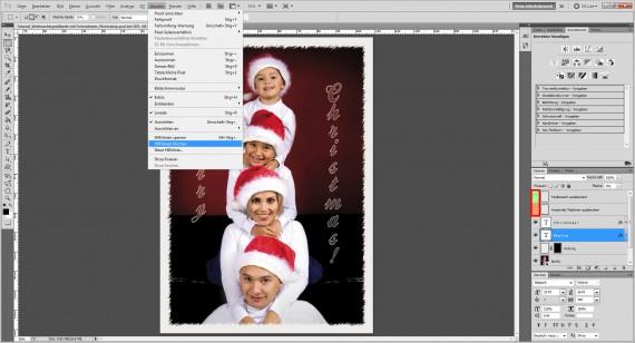 Photoshop Foto-Grußkarte gestalten Step (10)