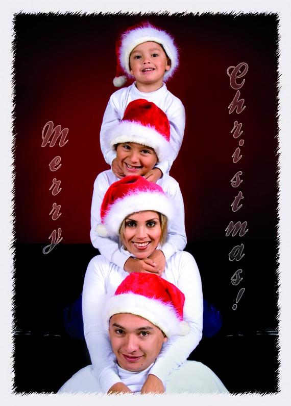 Photoshop Foto-Grußkarte gestalten_fertig