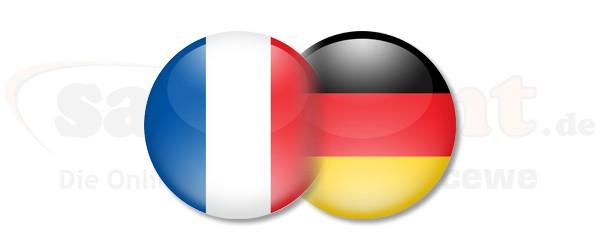 Französische Auszubildende zu Gast bei Saxoprint