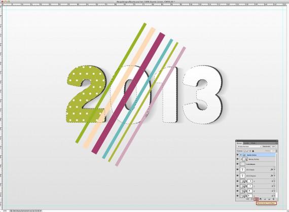 Postkarte Neujahrsgrüße (11a)