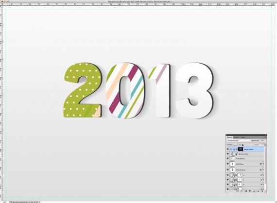 Postkarte Neujahrsgrüße (11b)