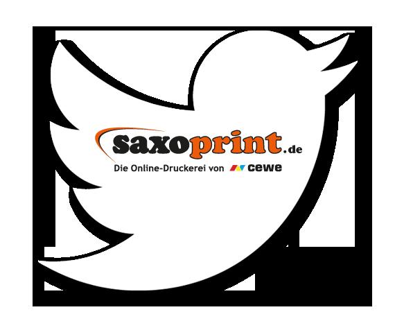 Saxoprint Twitter
