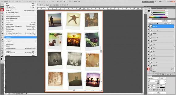 Fotocollage erstellen Photoshop (5)