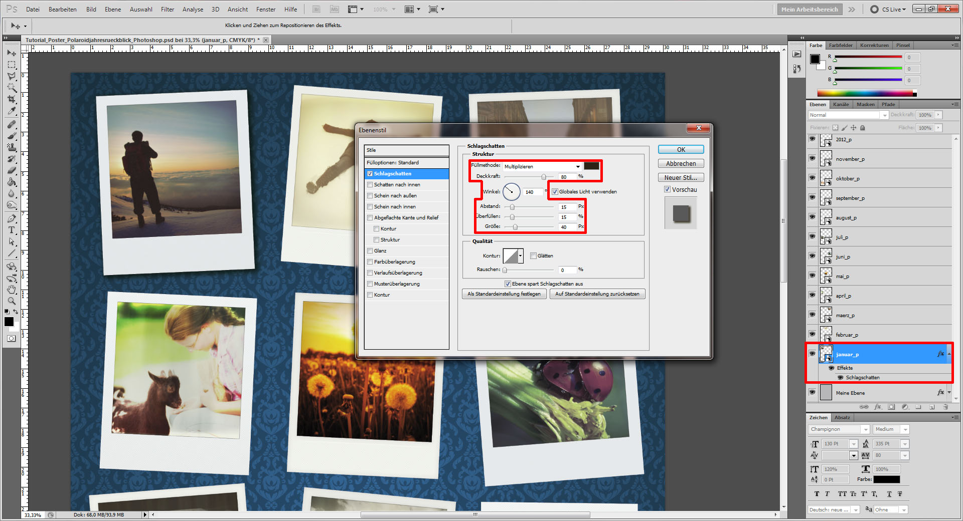 Tutorial: Fotocollage in Photoshop erstellen » Saxoprint-Blog