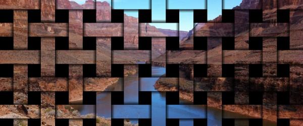 Freitagstutorial: Bild-Geflecht mit GIMP erstellen