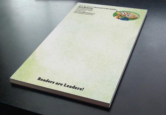 Schreibblock Designs Vorlagen (10)