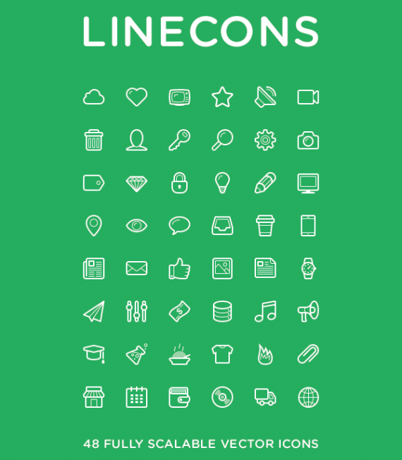 2345 Kostenlose Und Frei Skalierbare Vektor Icons