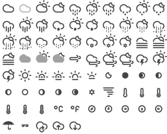 kostenlose Icons und Grafiken Vektor (3)