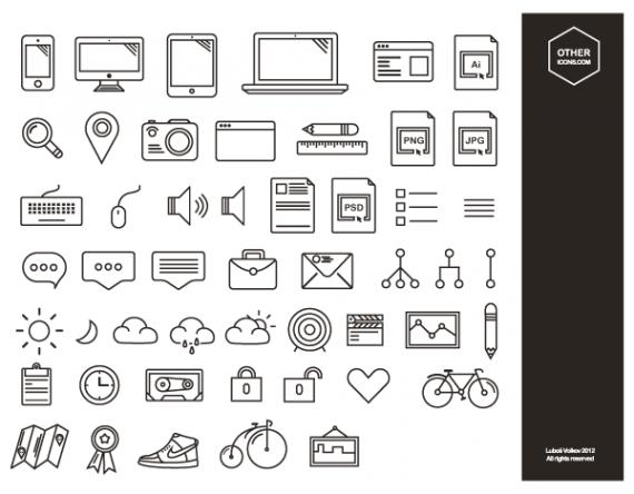 kostenlose Icons und Grafiken Vektor (4)