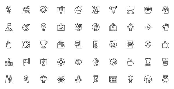 Vector Icons und Grafiken (8)