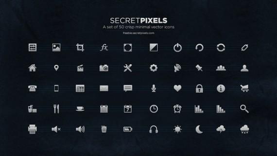 kostenlose Icons und Grafiken Vektor (9)
