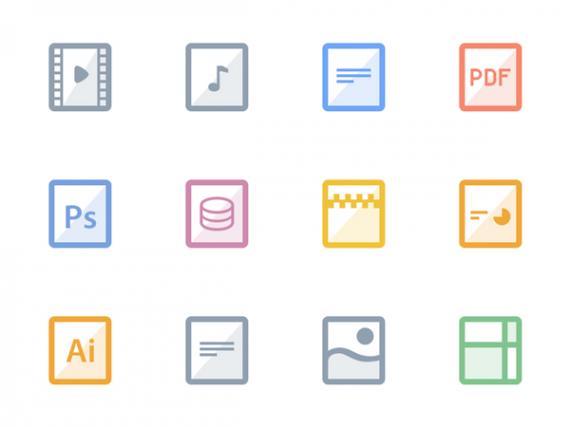 kostenlose Icons und Grafiken Vektor (14)