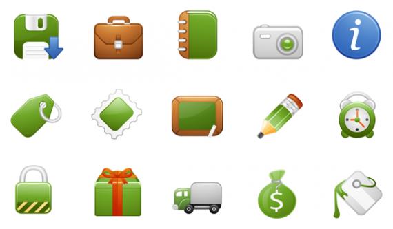 kostenlose Icons und Grafiken Vektor (31)