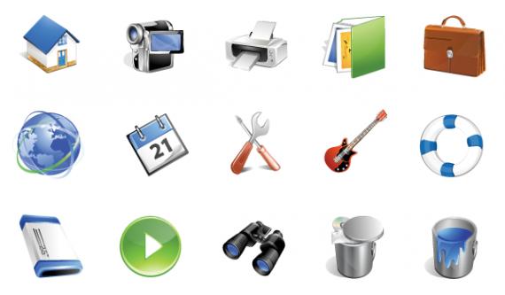 kostenlose Icons und Grafiken Vektor (32)