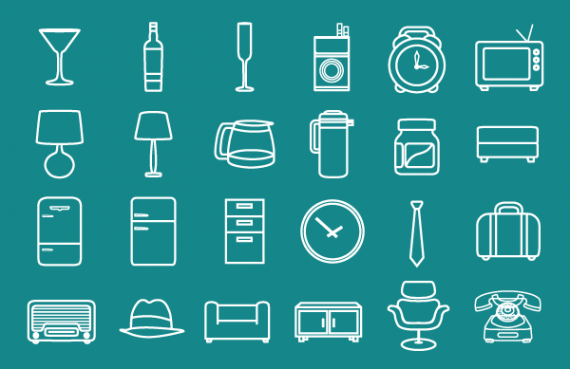 kostenlose Icons und Grafiken Vektor (33)