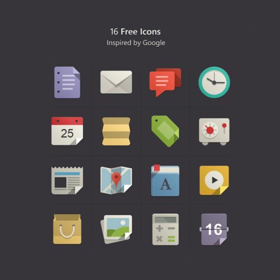kostenlose Icons und Grafiken Vektor (34)